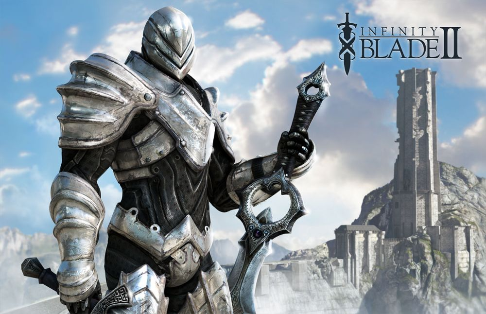 La trilogie Infinity Blade de ChAIR Entertainment
