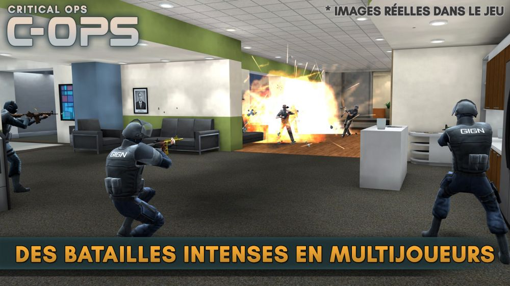Critical Ops de Critical Force