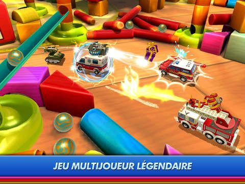Micro Machines de Chillingo