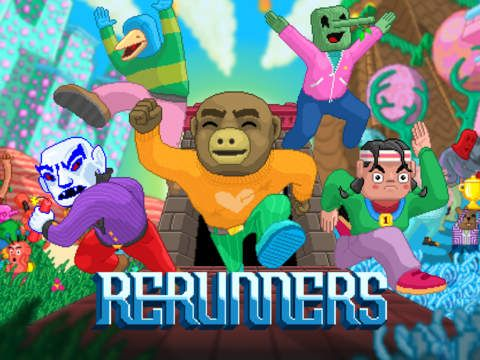 ReRunners: Race for the World de Game Alliance