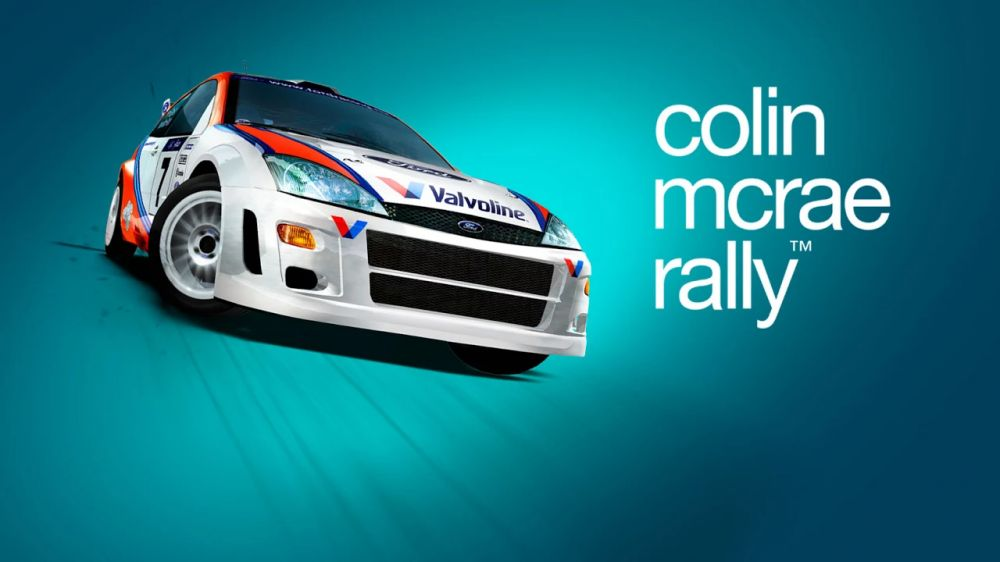 Colin McRae Rally de Codemasters