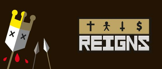 Reigns de Nerial et Devolver Digital