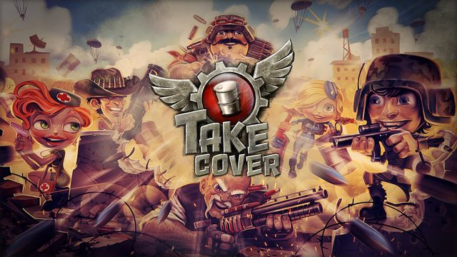 Take Cover ! de Playdigious