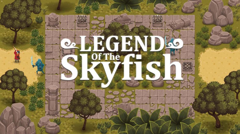 Legend of the Skyfish de Crescent Moon Games et Mgaia Studio