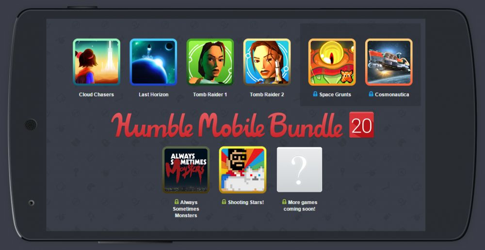 Humble Bundle Mobile 20