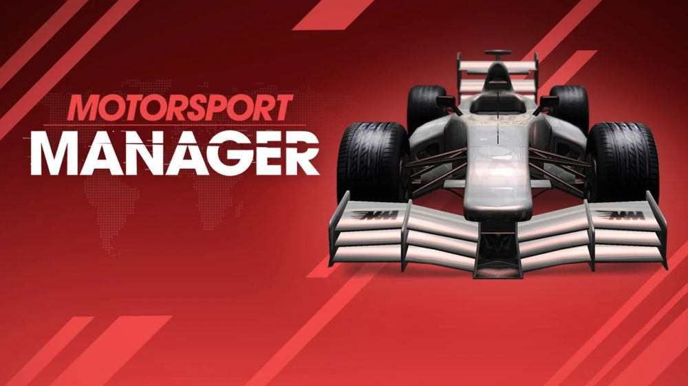 Motorsport Manager de Christian West