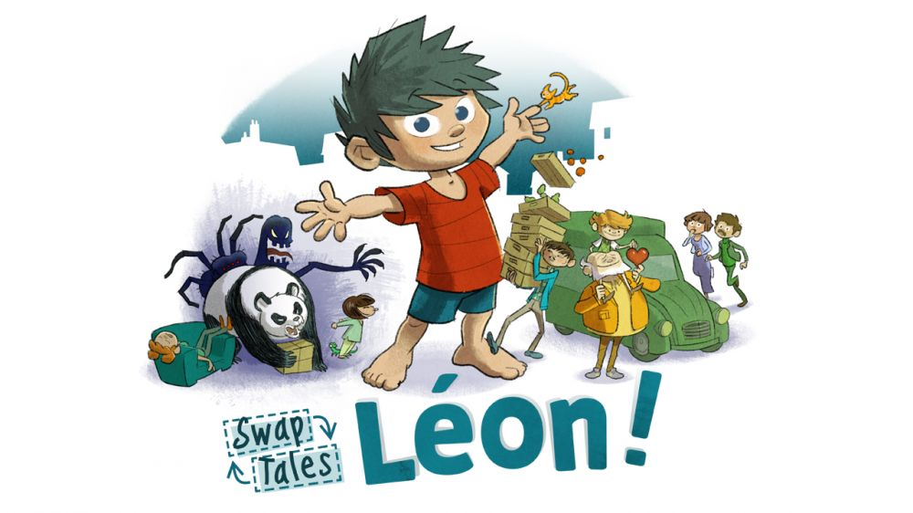 SwapTales : Léon ! de Witty Wings