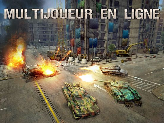 Infinite Tanks de Atypical Games