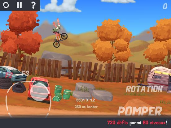 Pumped BMX 3 de Yeah Us!