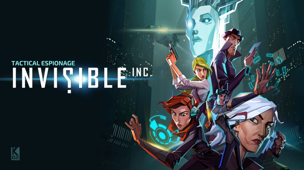 Invisible, Inc. de Klei Entertainment