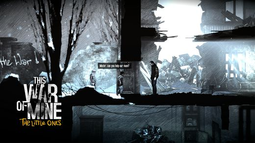 This War of Mine: The Little Ones de 11 Bit Studios