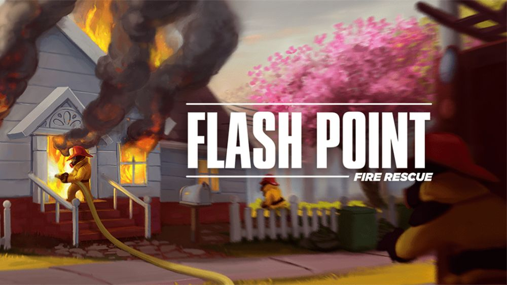 Flash Point: Fire Rescue de RetroEpic