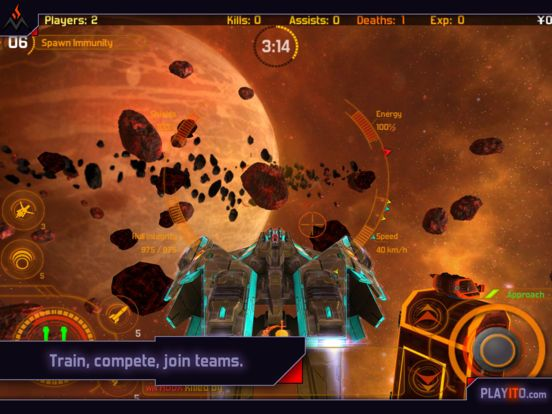 Space Merchants: Arena de Playito