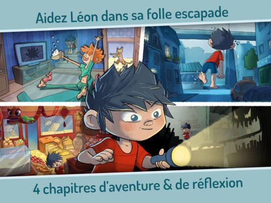 SwapTales: Léon ! de Plug In Digital