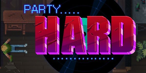 Party Hard Go de tinyBuild et Pinokl Games
