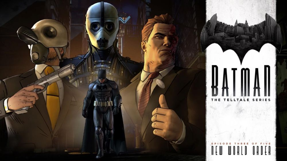 Batman™ The Telltale Series - New World Order