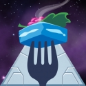 Space Food Truck sur iPad