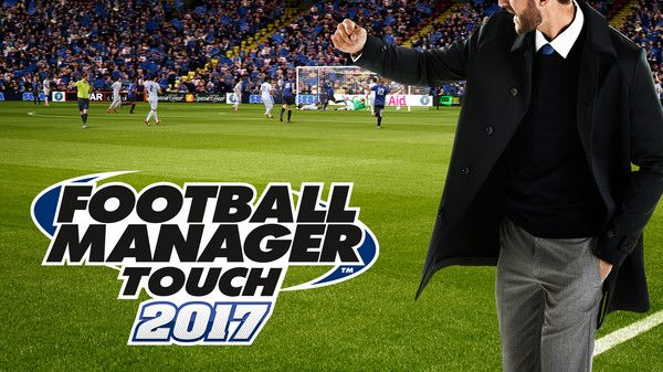 Football Manager Touch 2017 de SEGA