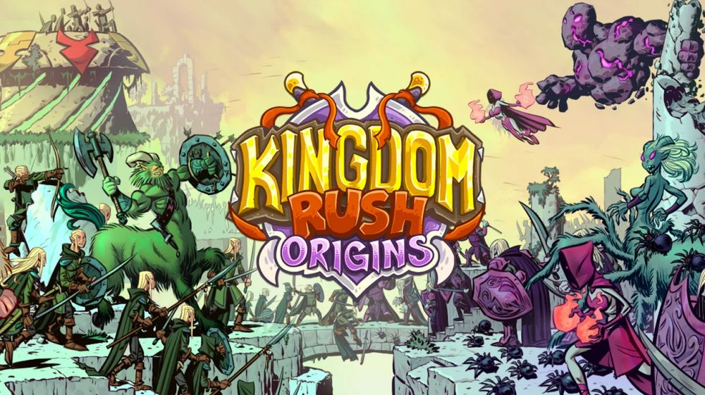 Kingdom Rush Origins de Ironhide Game Studio