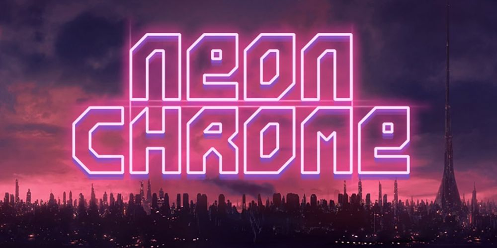 Neon Chrome de 10tons