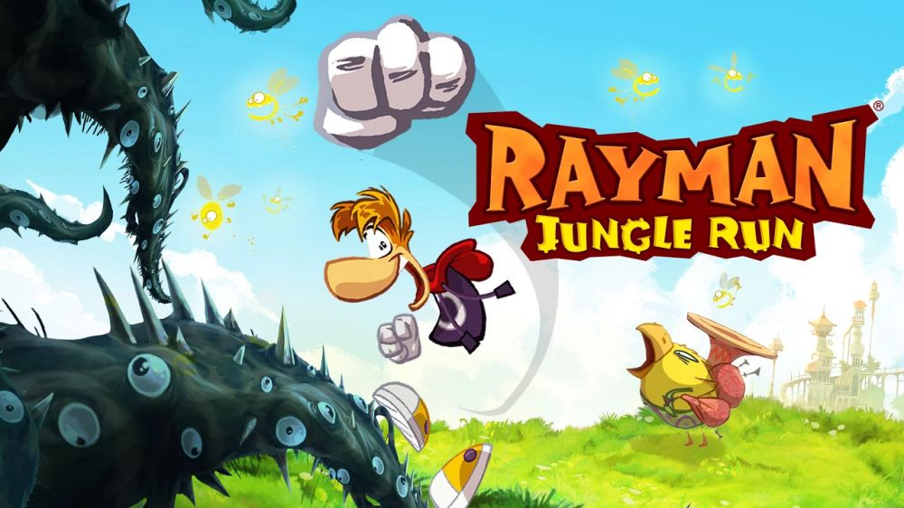 Rayman Jungle Run de Ubisoft