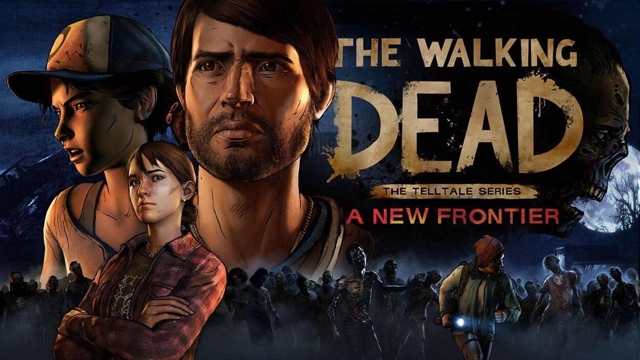 The Walking Dead: A New Frontier par Telltale Games