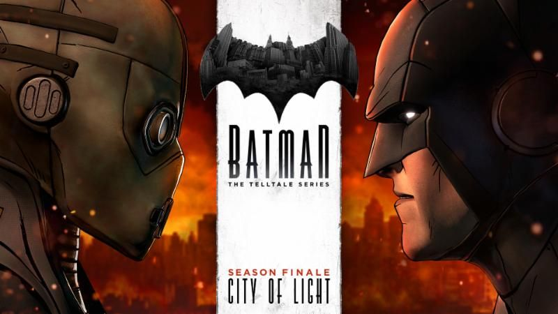 Batman™ The Telltale Series (Episode 5 : City of Light)