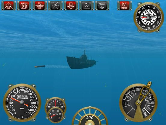 Silent Depth Submarine Simulation de Cobblecrowd