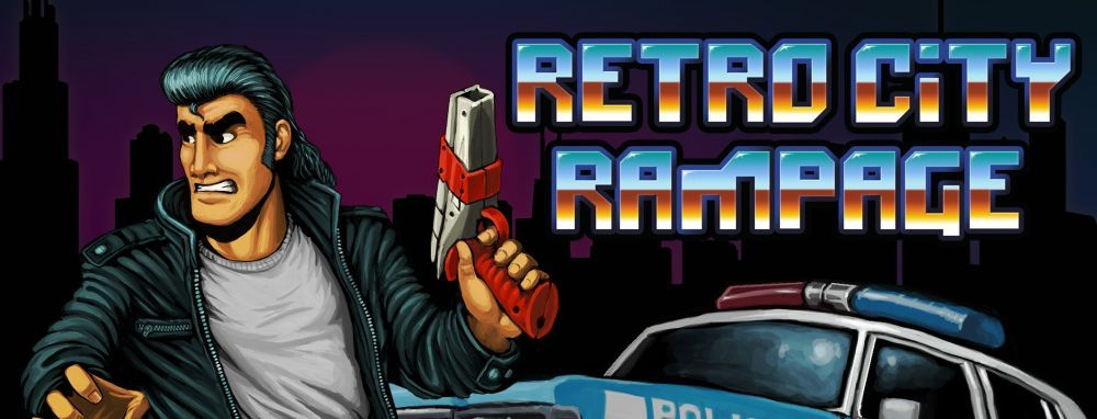 Retro City Rampage DX de Vblank Entertainment
