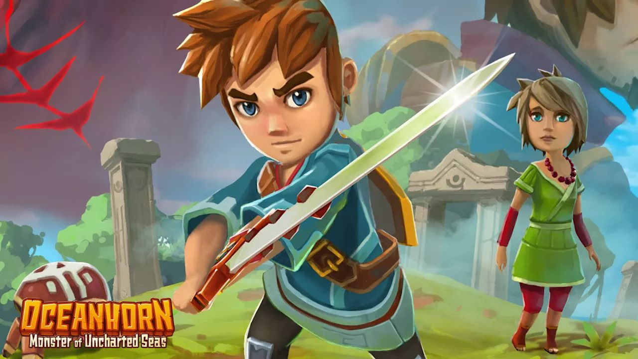 "Oceanhorn â""¢ de FDG Entertainment"