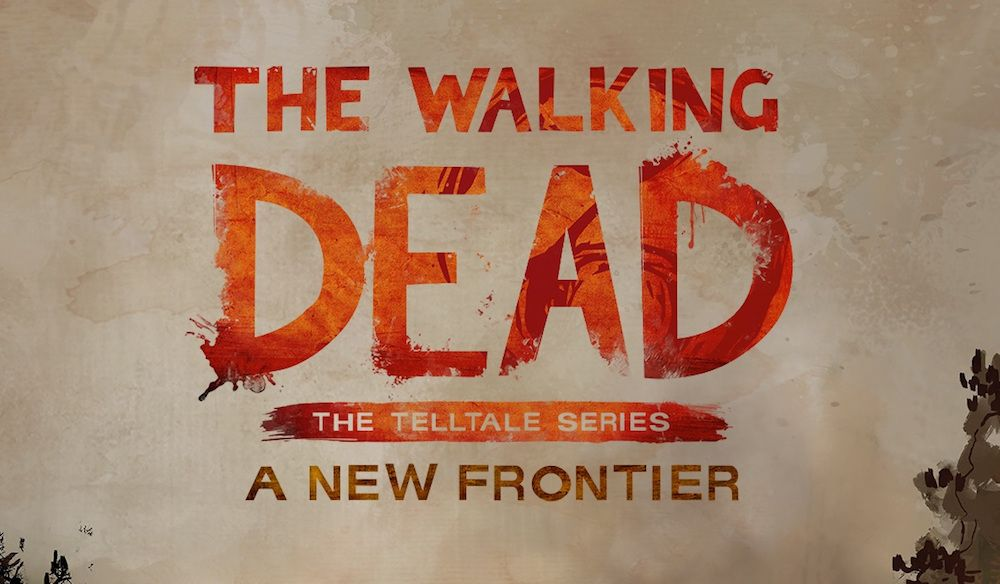 The Walking Dead: A New Frontier de TellTale Games