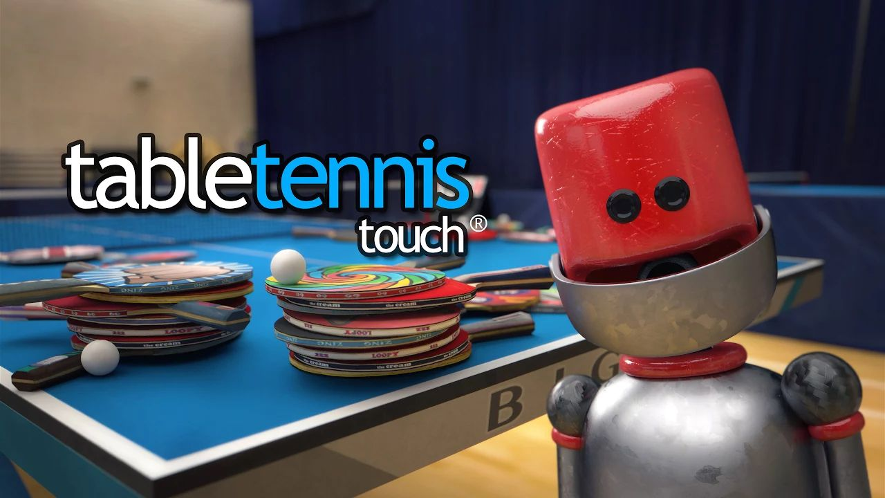 Table Tennis Touch de Yakuto