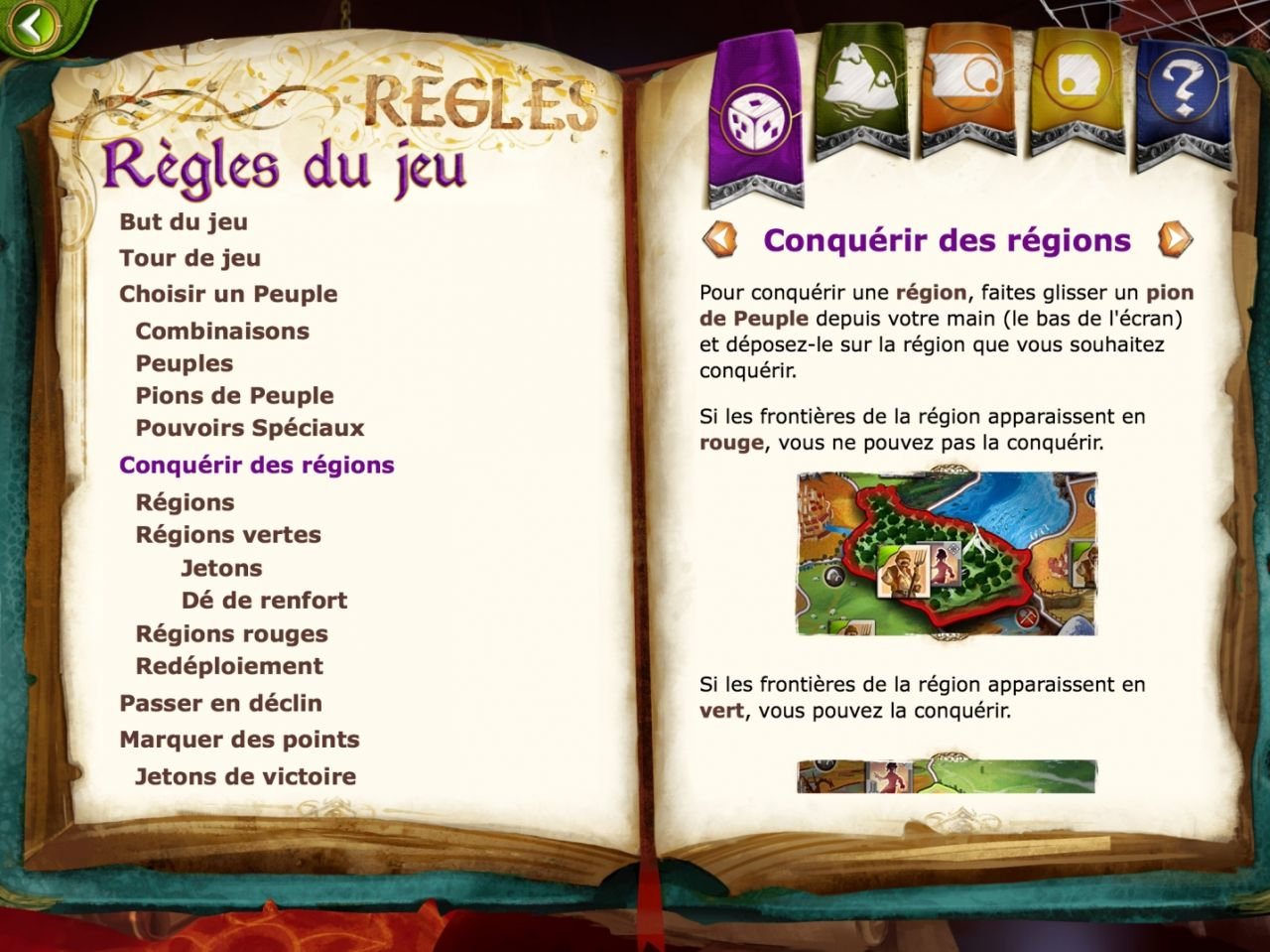 Small World 2 (copie d'écran 1 sur Android)