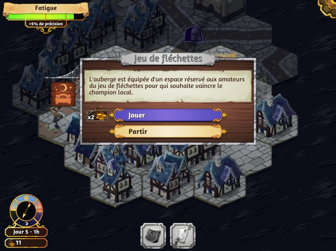 Crowntakers (copie d'écran 11 sur Android)