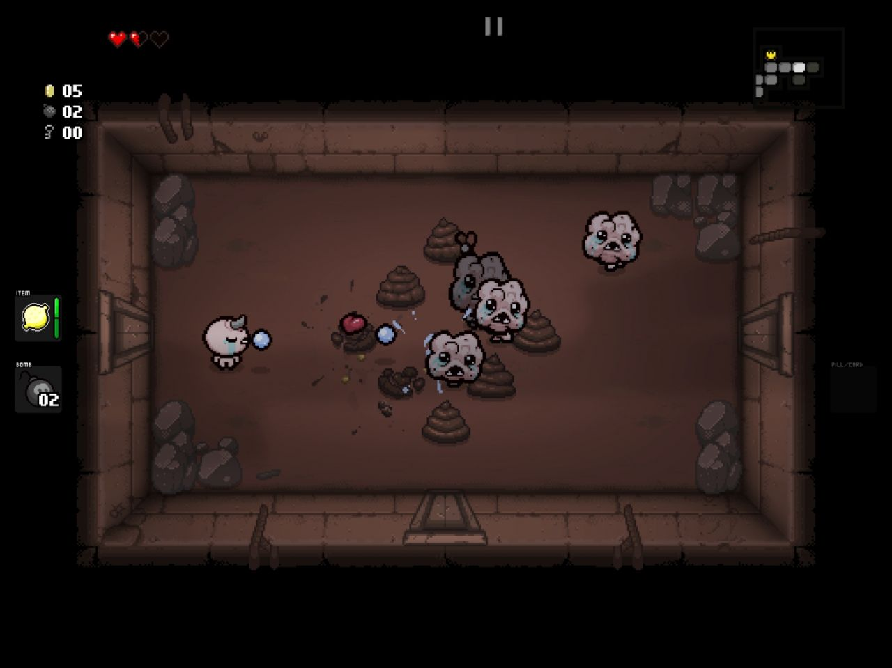 The Binding of Isaac: Rebirth (copie d'écran 11 sur iPhone / iPad)