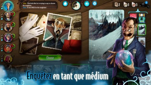 Mysterium: The Board Game de Asmodee Digital