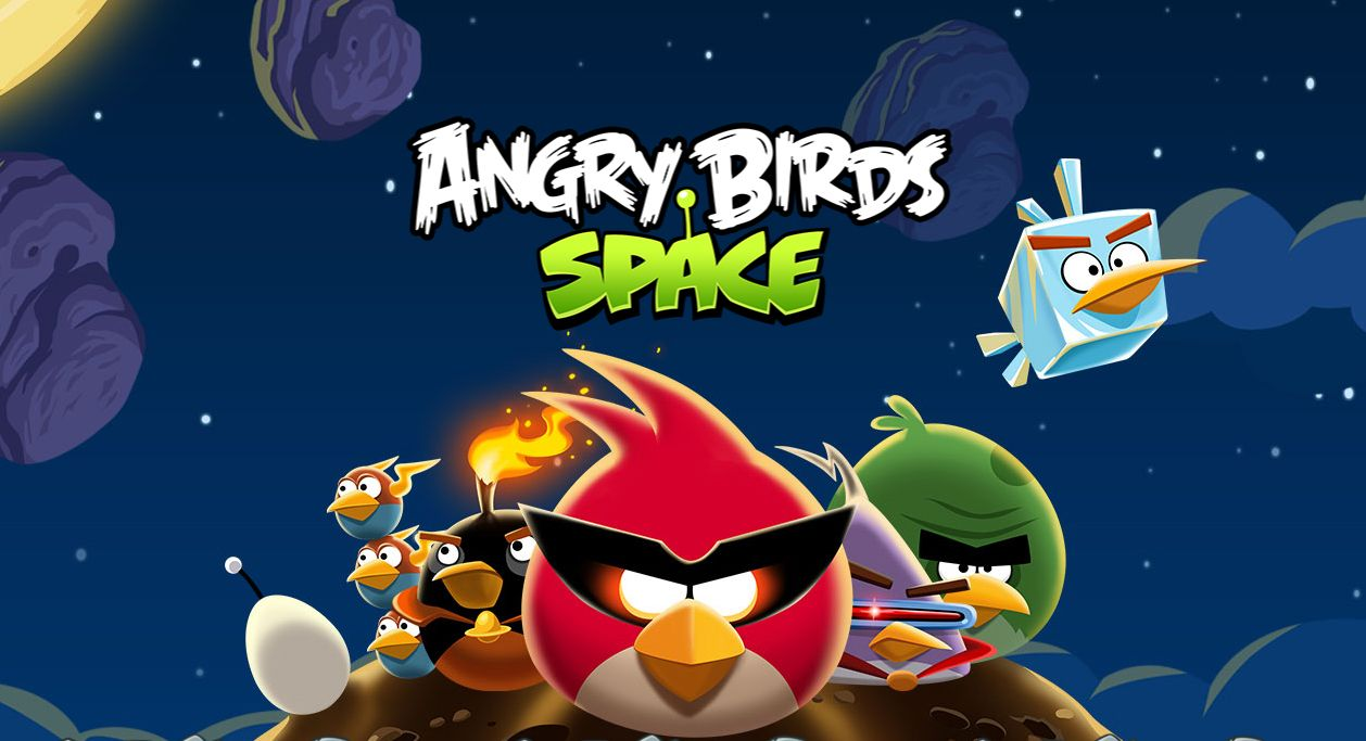Angry Birds Space de Rovio