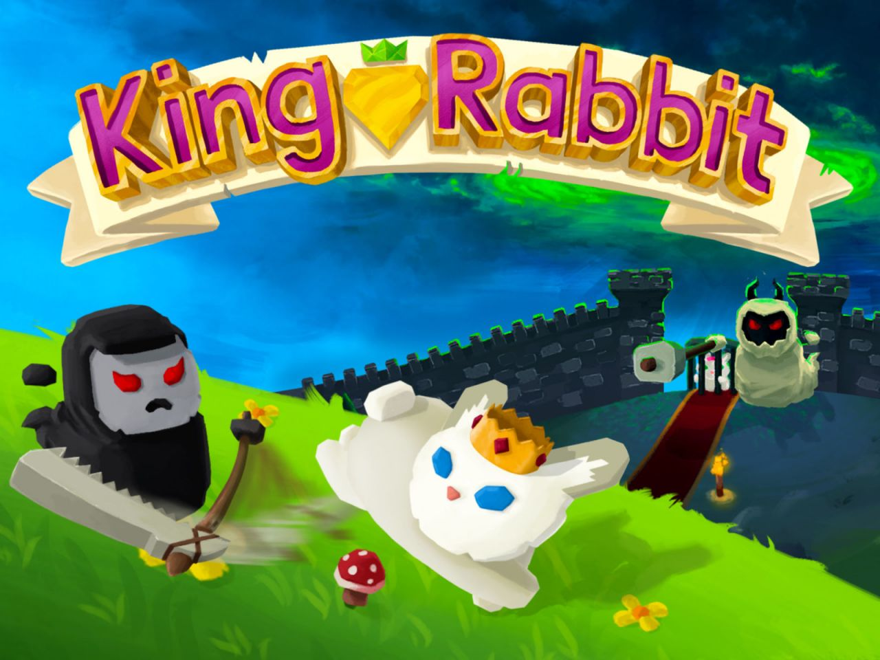 King Rabbit de RareSloth