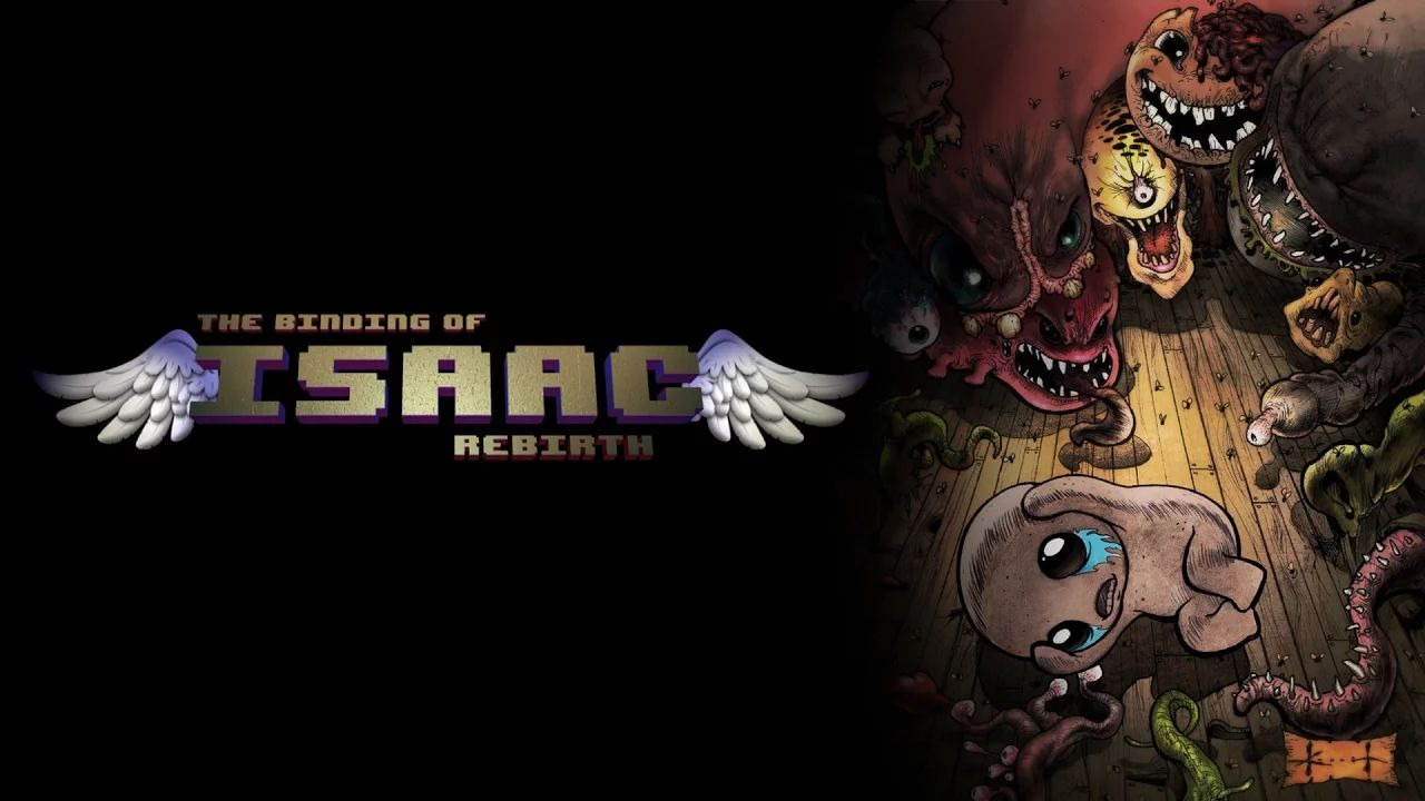 The Binding of Isaac: Rebirth de Tyrone Rodriguez
