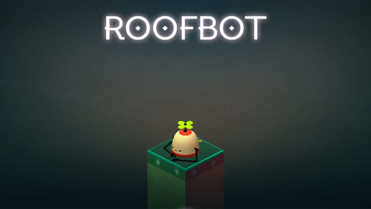 Roofbot: Puzzler On The Roof de Double Coconut