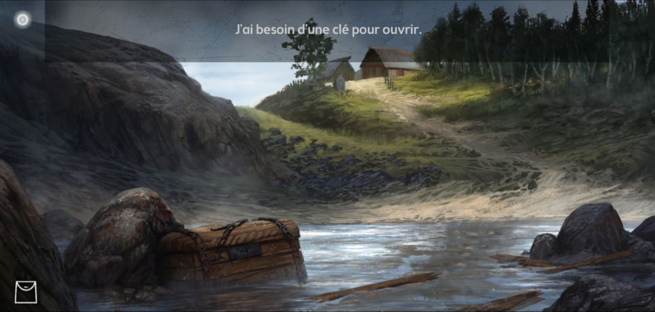 The Frostrune (copie d'écran 1 sur iPhone / iPad)