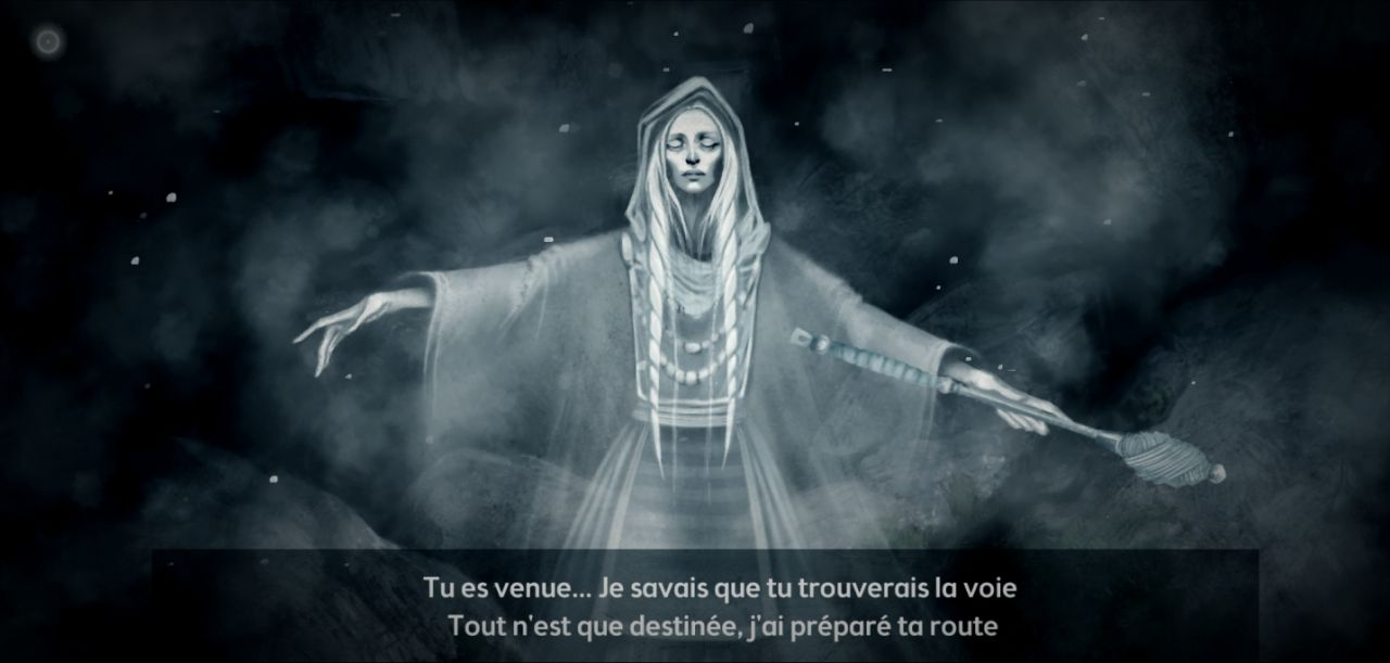 The Frostrune (copie d'écran 11 sur iPhone / iPad)