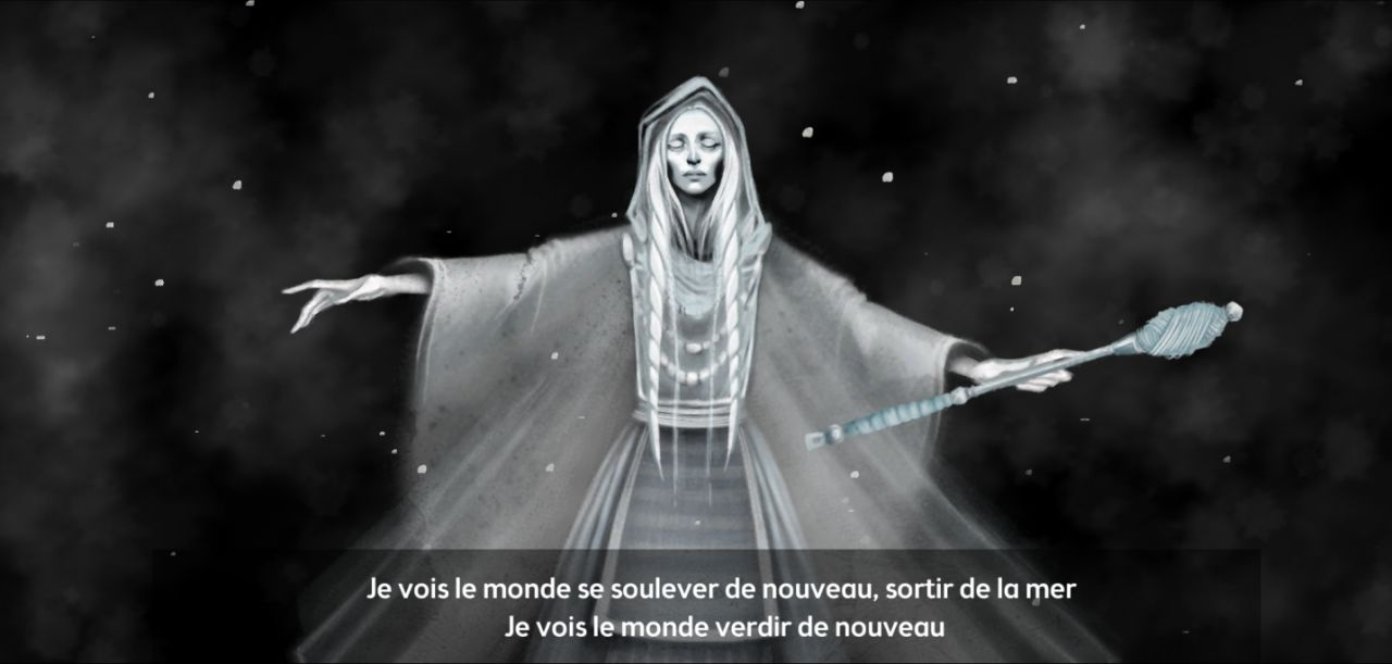 The Frostrune (copie d'écran 28 sur iPhone / iPad)