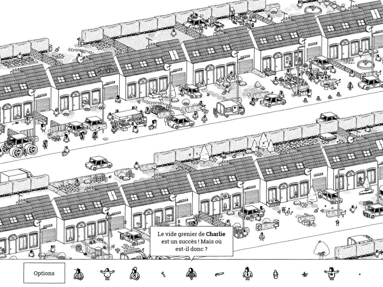 Hidden Folks (copie d'écran 7 sur iPhone / iPad / Apple TV)