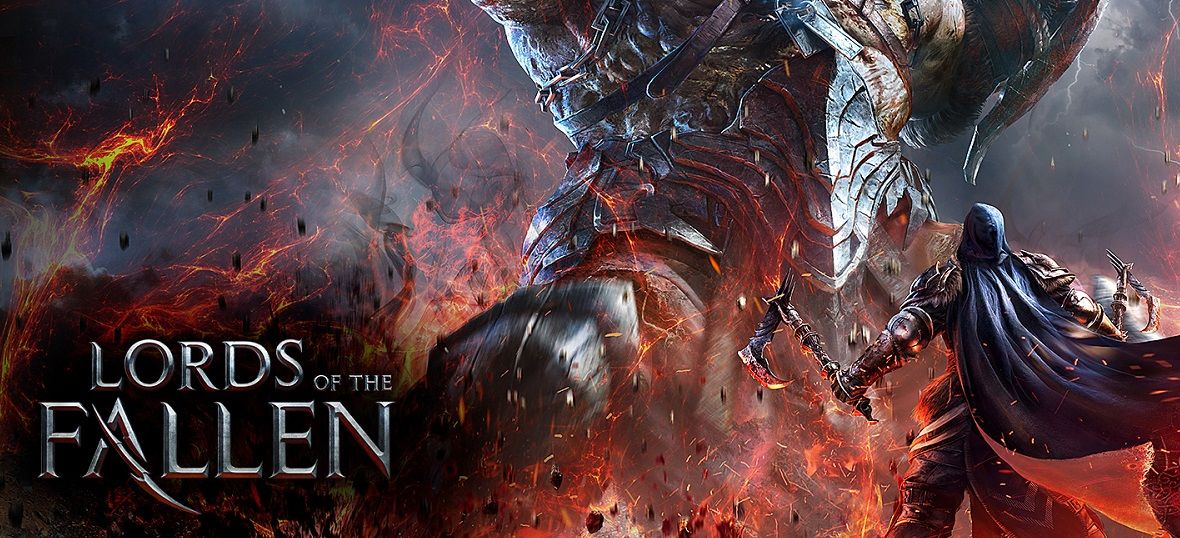 Lords of the Fallen de CI Games