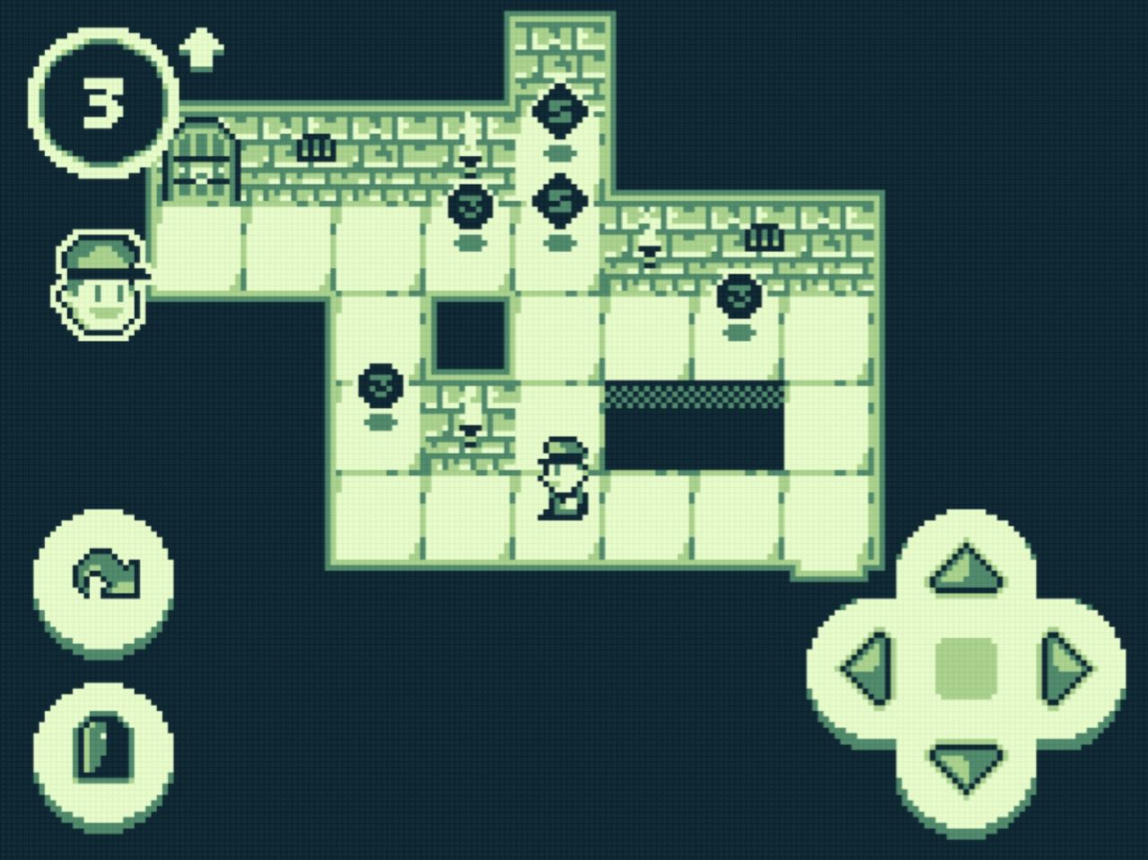 Warlock's Tower (copie d'écran 1 sur Android)