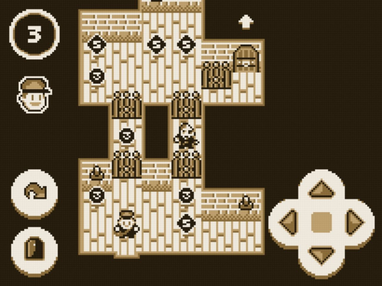 Warlock's Tower (copie d'écran 5 sur Android)