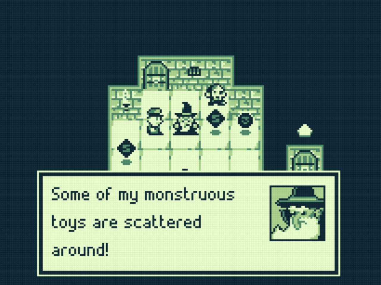Warlock's Tower (copie d'écran 10 sur Android)