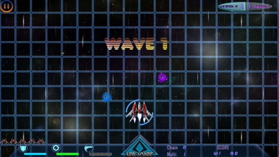 Beyond Black Space Valkyrie (copie d'écran 4 sur iPhone / iPad)