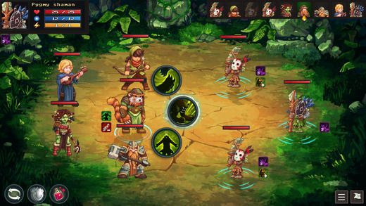 Dungeon Rushers de Mi Clos Studio